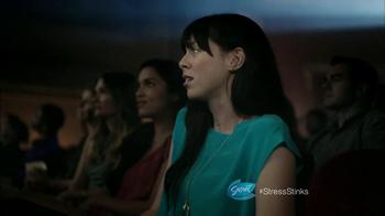 Secret Clinical Strength TV Spot, 'Stress Sweat: Movie Theater' - Thumbnail 4