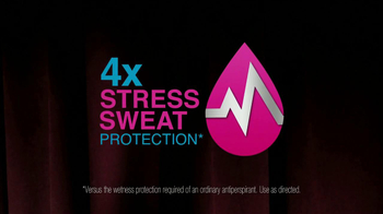 Secret Clinical Strength TV Spot, 'Stress Sweat: Movie Theater' - Thumbnail 7
