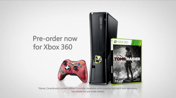 GameStop TV Spot, 'Pre-Order Tomb Raider: Tomb of the Lost Adventurer' - Thumbnail 9
