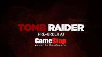 GameStop TV Spot, 'Pre-Order Tomb Raider: Tomb of the Lost Adventurer' - Thumbnail 4