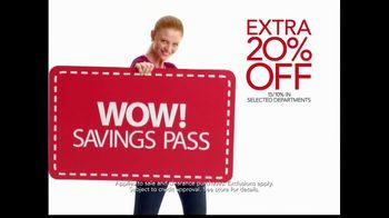 Macy's TV Spot, 'Hot Ticket Sale' Featuring Cintia Dicker