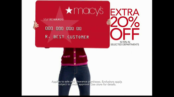 Macy's TV Spot, 'Hot Ticket Sale' Featuring Cintia Dicker - Thumbnail 3