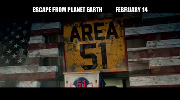 Escape From Planet Earth  - Alternate Trailer 5