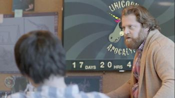Samsung Galaxy Note II TV Spot, 'Unicorn Apocalyse Leaked' - 541 commercial airings