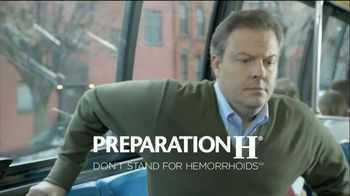 Preparation H TV Spot, \'Bus\'