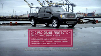 GMC Pro Grade Protection TV Spot  - Thumbnail 8