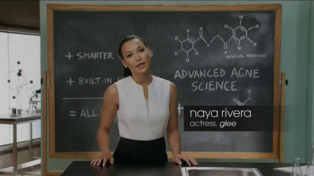 Proactiv TV Commercial, 'Question' Featuring Naya Rivera