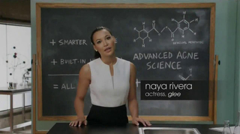 Proactiv TV Spot, 'Question' Featuring Naya Rivera - 86 commercial airings