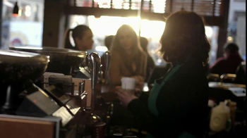 Starbucks Blonde Roast TV Spot, 'Barista's Father' - Thumbnail 2
