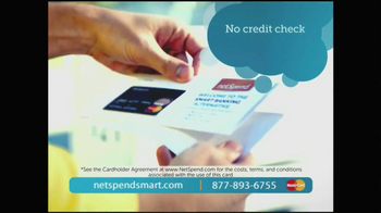 NetSpend Card TV Spot, 'Freedom' - Thumbnail 4