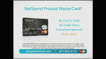 NetSpend Card TV Spot, 'Freedom' - Thumbnail 9