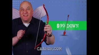 CarHop Auto Sales & Finance TV Spot, 'Cupid'