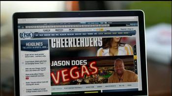 FoxSports.com TV Spot, 'Holographic Chicks' - Thumbnail 6