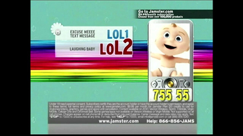Jamster Text Message Alerts TV Spot  - Thumbnail 4