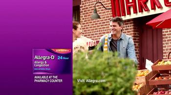 Allegra-D TV Spot, 'Overwhelming Pressure' - Thumbnail 8
