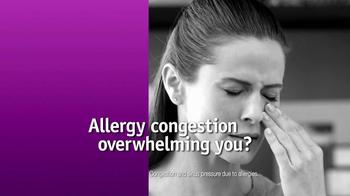 Allegra-D TV Spot, 'Overwhelming Pressure' - Thumbnail 1