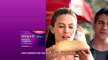 Allegra-D TV Spot, 'Overwhelming Pressure' - Thumbnail 6