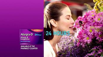 Allegra-D TV Spot, 'Overwhelming Pressure' - Thumbnail 7