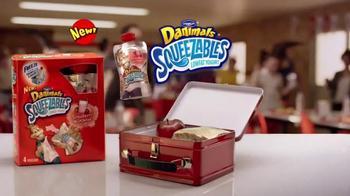 Danimals Squeezables TV Spot, 'Squeezeface' Ft. Rowan Blanchard, Jake Short - Thumbnail 10
