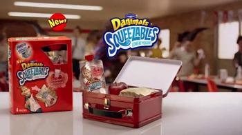 Danimals Squeezables TV Spot, 'Squeezeface' Ft. Rowan Blanchard, Jake Short - Thumbnail 9