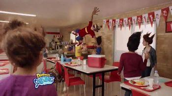 Danimals Squeezables TV Spot, 'Squeezeface' Ft. Rowan Blanchard, Jake Short - 1509 commercial airings