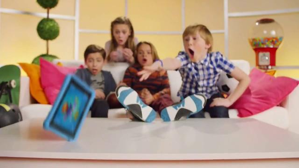 Amazon Fire HD Kids Edition TV Commercial, 'Nickelodeon' - Video