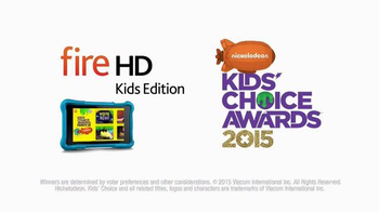 Amazon Fire HD Kids Edition TV Spot, 'Nickelodeon' - Thumbnail 10