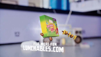 Lunchables Kabobbles TV Spot, 'Work It Bonus' - Thumbnail 6