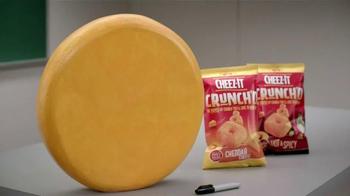 Cheez-It Crunch'd TV Spot, 'Our First Ever Crunchy Puff' - Thumbnail 4
