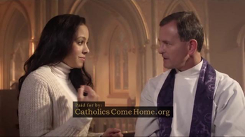 Catholics Come Home TV Spot, 'Heavy Burdens' - Thumbnail 7