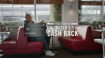 Capital One TV Spot, 'Pitch' Ft. Samuel Jackson, Charles Barkley, Spike Lee - Thumbnail 10