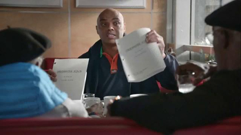 Capital One TV Spot, 'Pitch' Ft. Samuel Jackson, Charles Barkley, Spike Lee - Thumbnail 2