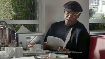 Capital One TV Spot, 'Pitch' Ft. Samuel Jackson, Charles Barkley, Spike Lee - Thumbnail 7
