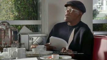 Capital One TV Spot, 'Pitch' Ft. Samuel Jackson, Charles Barkley, Spike Lee - Thumbnail 8