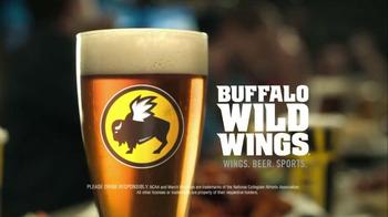 Buffalo Wild Wings TV Spot, 'Multiple Brackets' Feat. Stephen Rannazzisi - Thumbnail 5