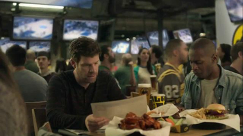 Buffalo Wild Wings TV Spot, 'Multiple Brackets' Feat. Stephen Rannazzisi - 136 commercial airings