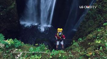LG OLED Television TV Spot, 'Incredible Awe' - Thumbnail 1