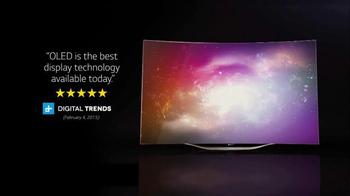 LG OLED Television TV Spot, 'Incredible Awe' - Thumbnail 9