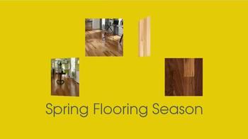 Lumber Liquidators Spring Flooring Season TV Spot, 'Latest Looks' - Thumbnail 1