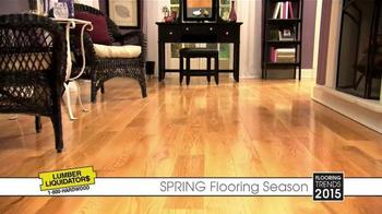 Lumber Liquidators Spring Flooring Season TV Spot, 'Latest Looks' - Thumbnail 7