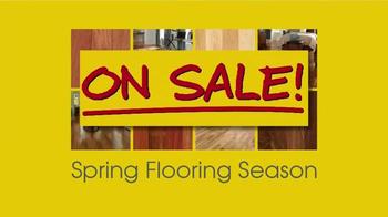 Lumber Liquidators Spring Flooring Season TV Spot, 'Latest Looks' - Thumbnail 2