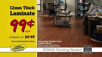 Lumber Liquidators Spring Flooring Season TV Spot, 'Latest Looks' - Thumbnail 4