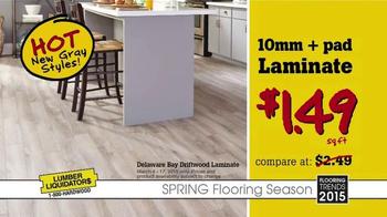 Lumber Liquidators Spring Flooring Season TV Spot, 'Latest Looks' - Thumbnail 5