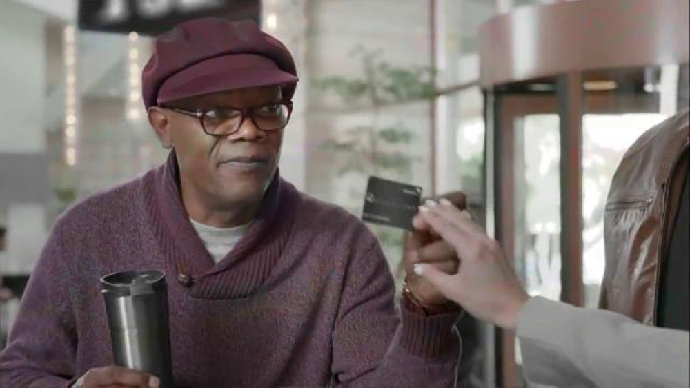 Capital One TV Commercial, 'Checking In' Feat. Samuel L. Jackson, Charles Barkley