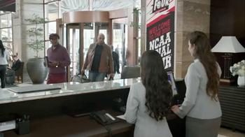 Capital One TV Spot, 'Checking In' Feat. Samuel L. Jackson, Charles Barkley - Thumbnail 1