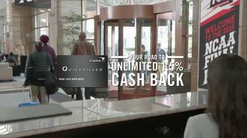 Capital One TV Spot, 'Checking In' Feat. Samuel L. Jackson, Charles Barkley - Thumbnail 10