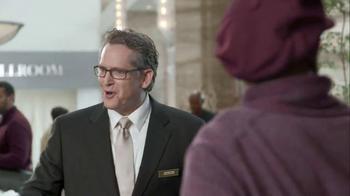 Capital One TV Spot, 'Checking In' Feat. Samuel L. Jackson, Charles Barkley - Thumbnail 7