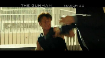 The Gunman - Alternate Trailer 20