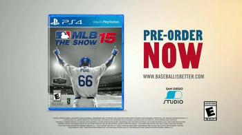 PlayStation MLB 15: The Show TV Spot, 'America's Digital Pastime' - Thumbnail 10