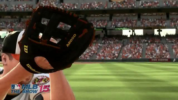 PlayStation MLB 15: The Show TV Spot, 'America's Digital Pastime' - Thumbnail 2
